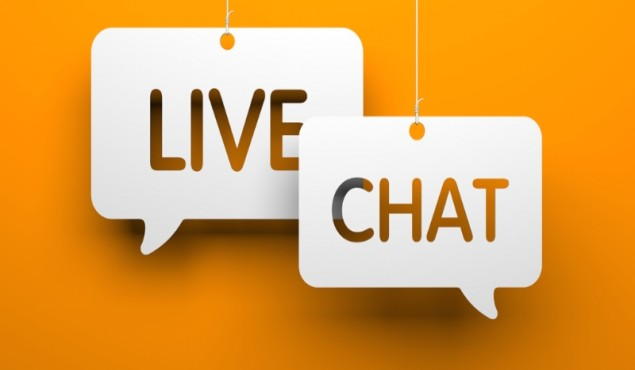 Live Chat - For Sale, Support, Service